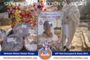SFP visit to Shaheed Etizaz Hussain grave