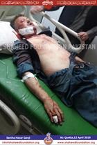 Powerful Blast Rips Through Hazarganji Market