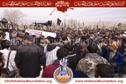 Quetta Bus Attack Janaza