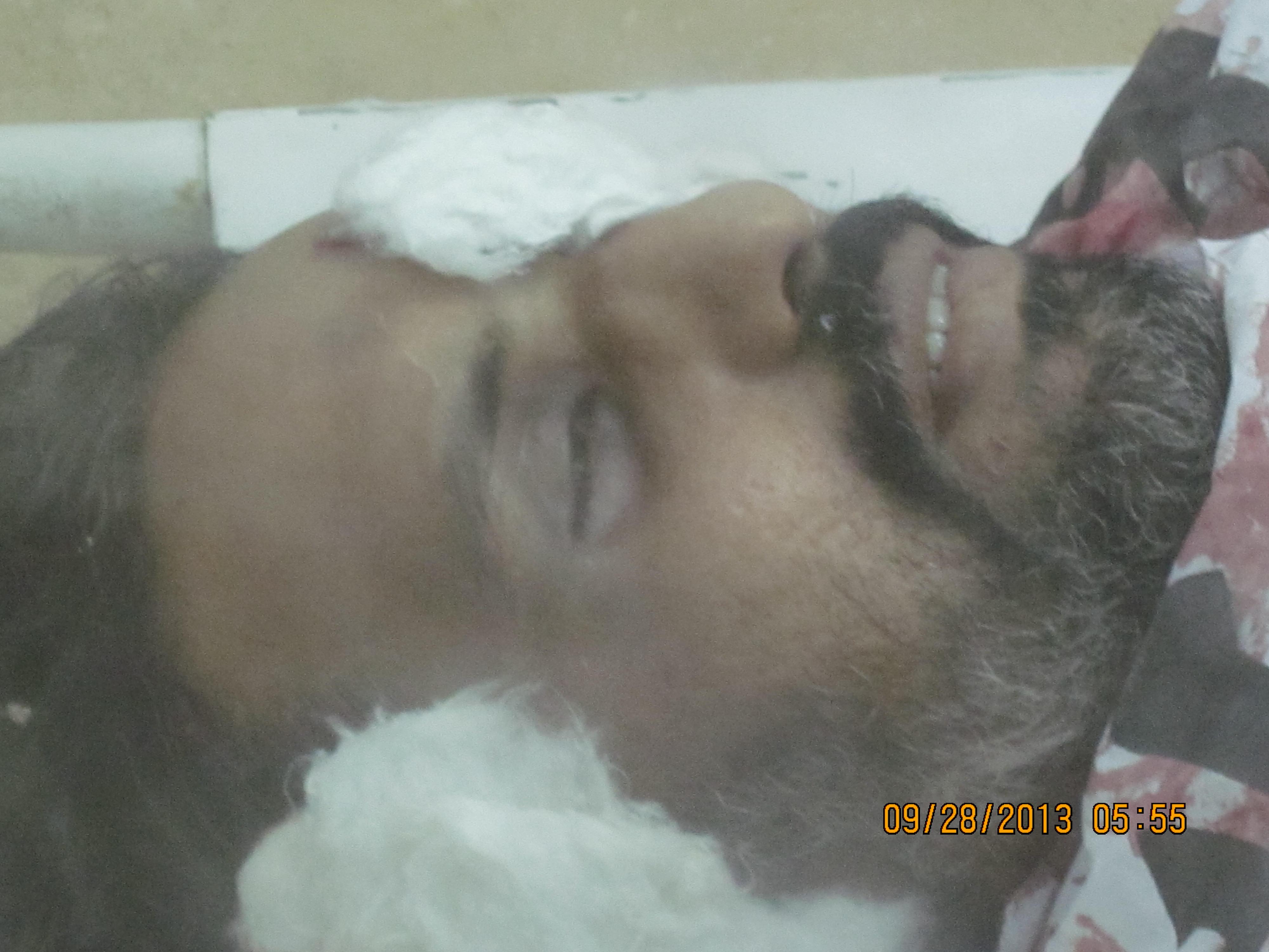 Shaheed kashif hussain