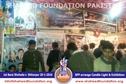 Shikarpur: Candle Light and Picture Exibition at 1st Barsi Shohada e Shikarpur