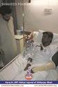 Shikarpur Bomb Blast Injured - SFP Hospital Visit