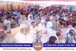 Picnic for the Families of Shohada Karachi 2015