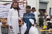 Pakistan Flood Relief 2014 (Distribution)