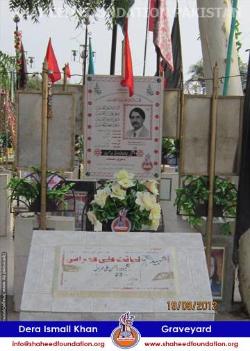 Graveyard Project DIKhan