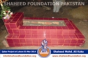 Shaheed Foundation - Qabar Project