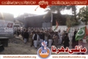 Quetta Bus Attack sit-in Matli Sindh