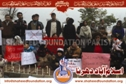 Quetta Bus Attack sit-in Islamabad