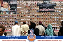 Yaum-e-Ali Commemorated Countrywide With Fervor