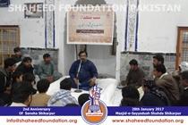 Shikarpur: Martyrs of Friday Congregation Blast [Jan 2015] Remembered