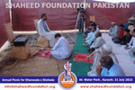 Picnic for the Families of Shohada Karachi 2015