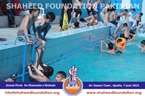 Quetta: Annual Picnic 2015 for Families of Martyrs
