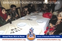 Sailkot: Annual Picnic for Khanwada-e-Shohada at Murree 27th June 2014