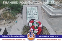 Tribute to Shohada on Eid-ul-Fitr (1439 H)